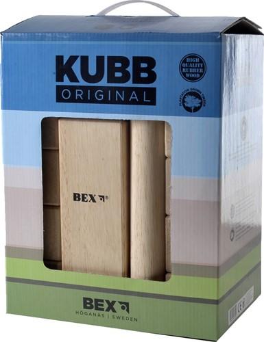 Bex Kubb Original (Blanco Koning)