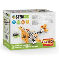 STEM Heroes - Dondervogel