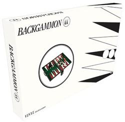 Backgammon Vinyl Large