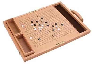 Go Game Wood