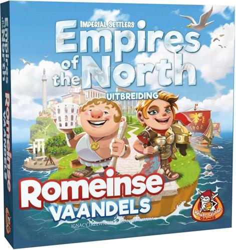 Empires of the North - Romeinse Vaandels