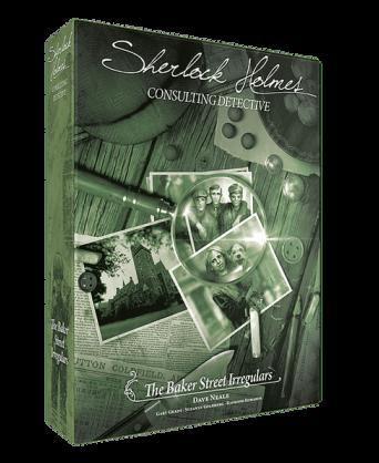 Sherlock Holmes - The Baker Street Irregular
