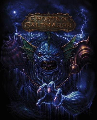 D&D Ghosts Of Saltmarsch Limited Edition (Licht beschadigd)