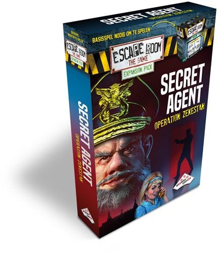 Escape Room Uitbreiding - Secret Agent