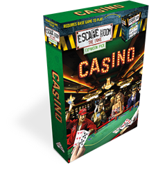 Escape Room Uitbreiding - Casino