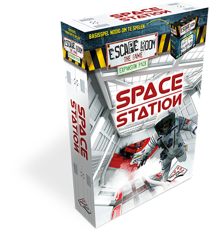 Escape Room Uitbreiding - Space Station
