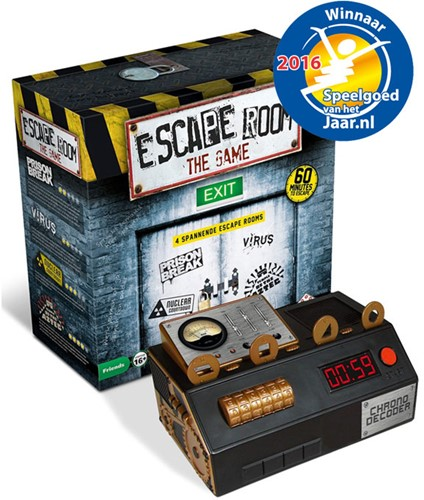 Escape Room Bordspel-1