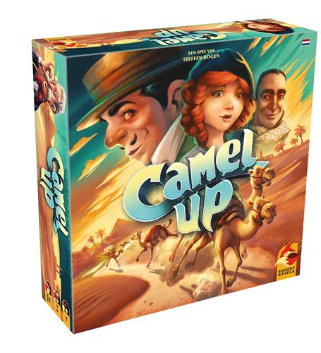 Camel Up (NL versie)