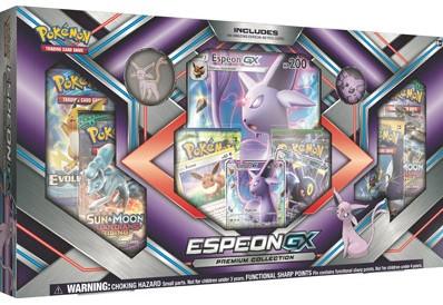 Pokemon - Espeon-GX Premium Collection