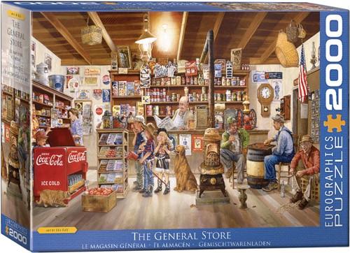 The General Store - Les Ray (2000 stukjes)