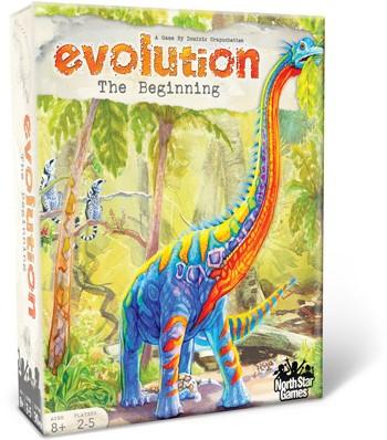 Evolution - The Beginning-1