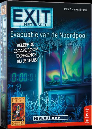 EXIT - Evacuatie van de Noordpool
