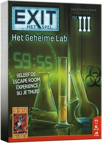 EXIT - Het Geheime Lab