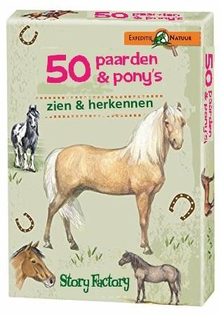 Expeditie Natuur - 50 Paarden & Pony's