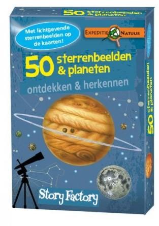 Expeditie Natuur - 50 Sterrenbeelden & Planeten