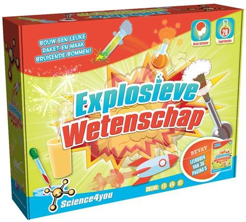Explosieve Wetenschap - 28 experimenten-1