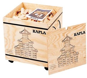Kapla: 1000 stuks in kist