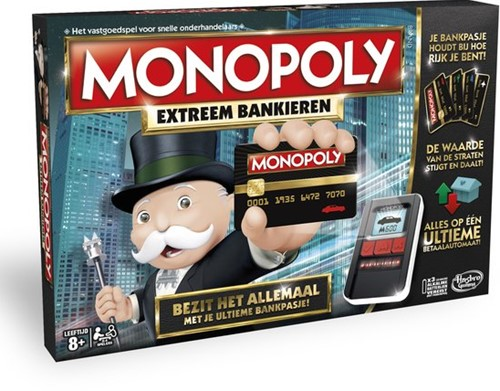 Monopoly - Extreem Bankieren (NL)-1