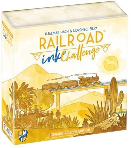 Railroad Ink - Shining Yellow Edition