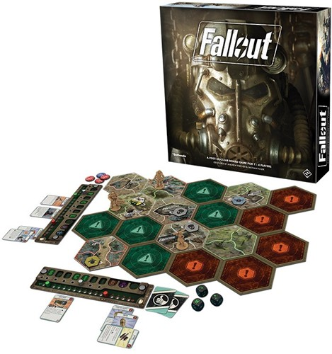 Fallout - Bordspel-2