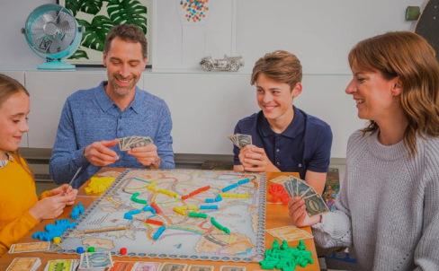 Familie spellen