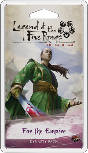 Legend of the Five Rings - For the Empire