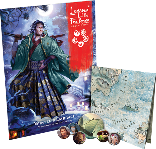 Legend of the Five Rings - Winter's Embrace