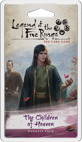 Legend of the Five Rings - The Children of Heaven