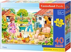 Farm MAXI Puzzel (40 stukjes)