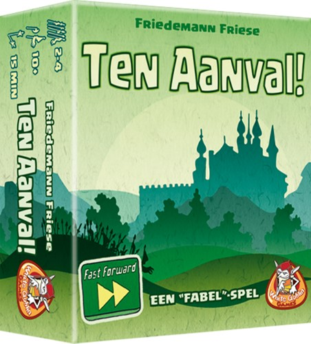 Fast Forward - Ten Aanval!