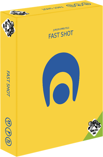 Fast Shot - Yellow & Blue Edition
