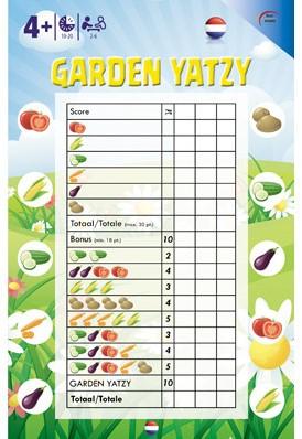 Garden Yatzy