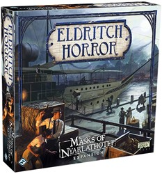 Eldritch Horror - Masks of Nyarlathotep Expansion
