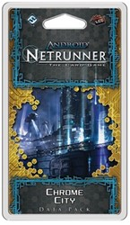 Android Netrunner LCG Chrome City Data Pack