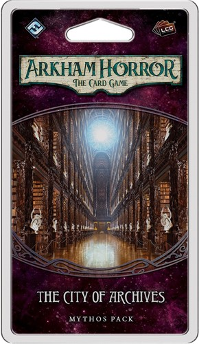 Arkham Horror - City of Archives