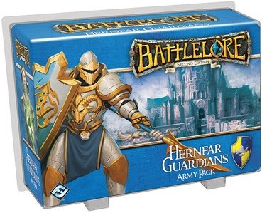 BattleLore 2nd Edition Hernfar Guardians Army Pack