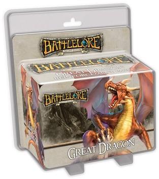 BattleLore 2nd Edition Great Dragon Reinforcement Pack