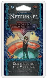 Android Netrunner - WC16 - Controlling The Message