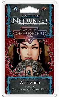 Android Netrunner - WC16 - Whizzard