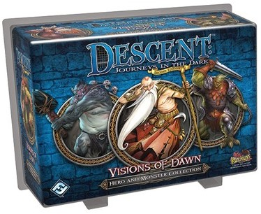 Descent Journeys In The Dark - Visions Of Dawn Expansion