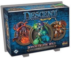 Descent Journeys In The Dark - Bonds Of The Wild Expansion