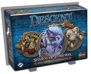 Descent Journeys In The Dark - Shards Of Everdark Expansion