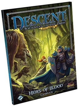 Descent Journeys In The Dark - Heirs Of Blood Campaign