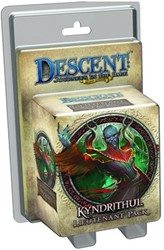 Descent Journeys In The Dark - Kyndrithul Lieutenant Pack