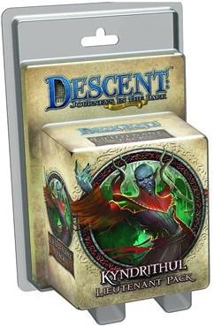 Descent Journeys In The Dark - Kyndrithul Lieutenant Pack