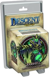 Descent Journeys In The Dark - Zarihell Lieutenant Pack