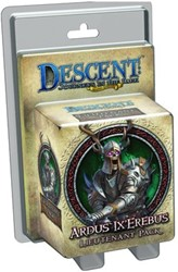 Descent Journeys In The Dark - Ardus Ix-Erebus Lieutenant Pack