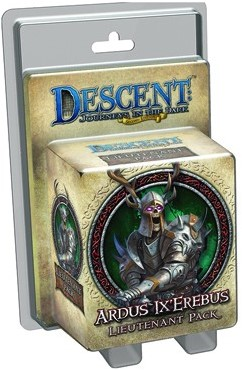 Descent Journeys In The Dark - Ardus Ix-Erebus Lieutenant Pack