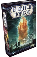 Eldritch Horror - Signs of Carcosa