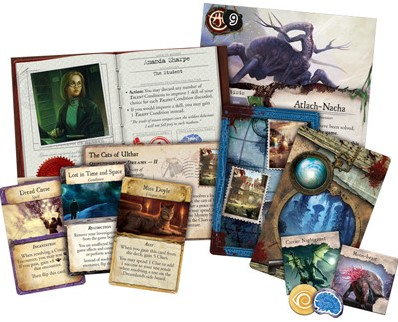 Eldritch Horror - The Dreamlands-2